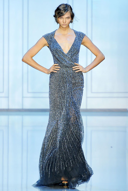 Elie Saab Haute Couture Fall/Winter 2011 2012 Richgirllowlife.blogspot.com