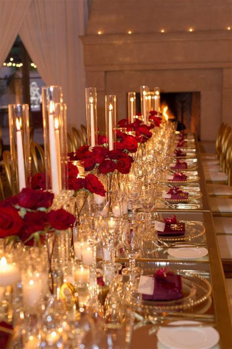 Glam and modern wedding. event and floral design by