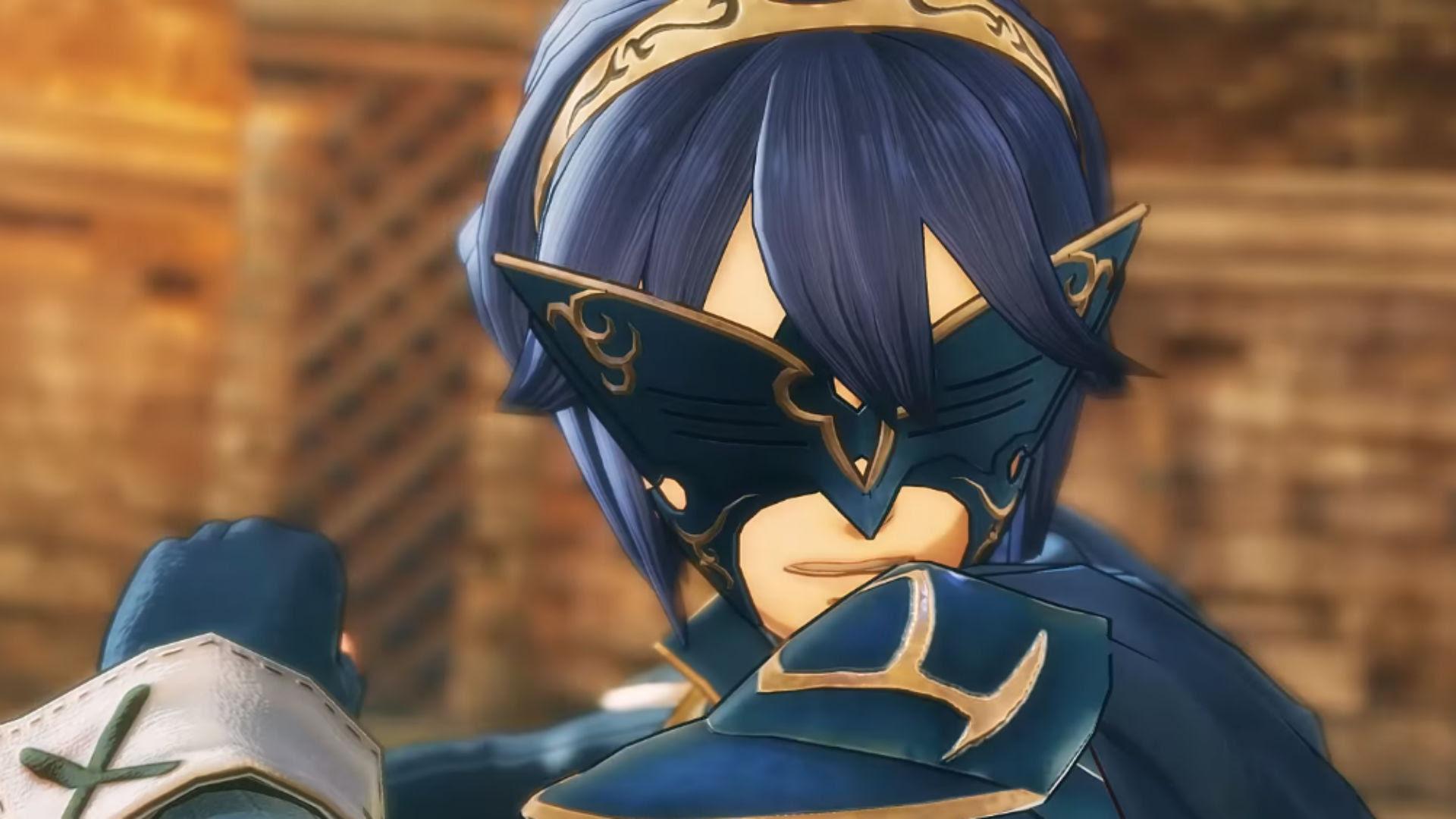 Fire Emblem Warriors adds male Robin, Lissa, and the best girl Lucina screenshot