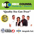 Mike Counsil Plumbing and Electric