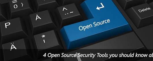 4 Open Source Security Tools You Should Know About