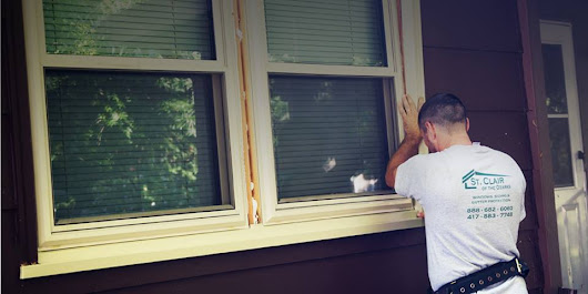 Windows: Repair or Replace? - St Clair of the Ozarks