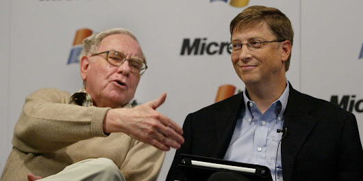 Bill Gates Says These Are The 3 Most Important Business Lessons He's Learned From Warren Buffett