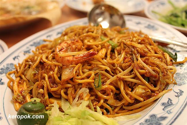 Delicious Mee Goreng