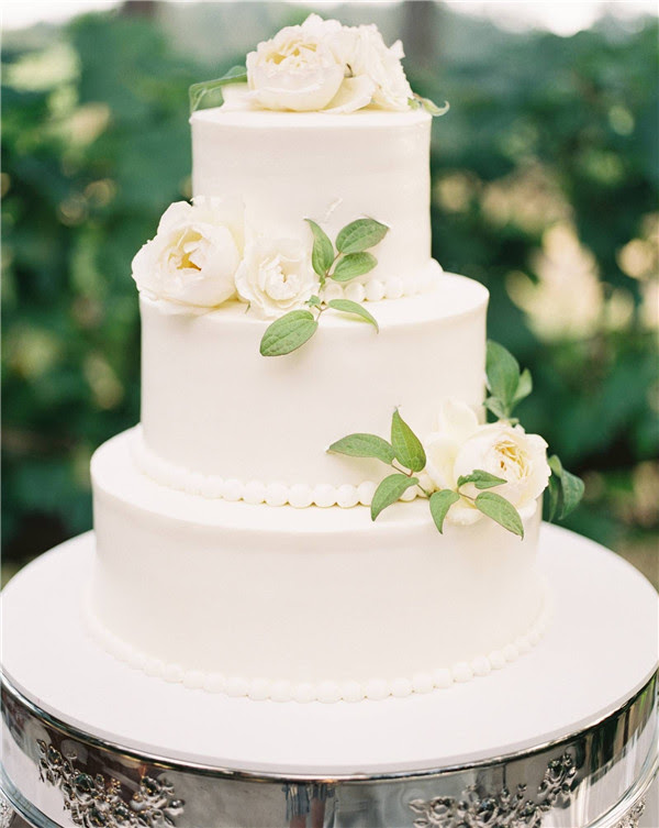 35 Chic And Elegant Wedding Cake Ideas We Are Obsessed With Mrs To Be