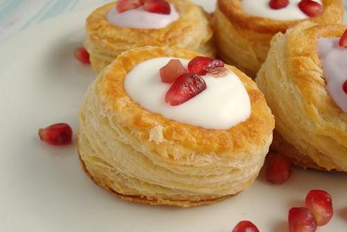 Daring Bakers: Vol Au Vents