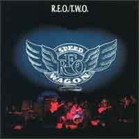 [REO Speedwagon R.E.O. 2 Album Cover]
