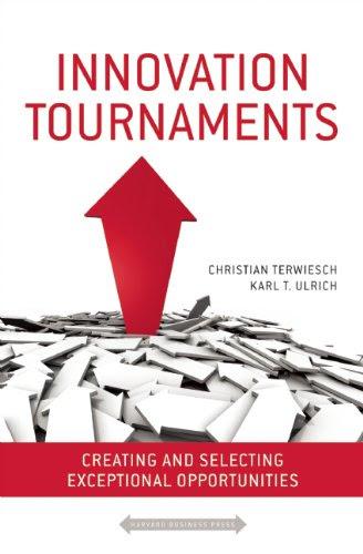 Innovation Tournaments