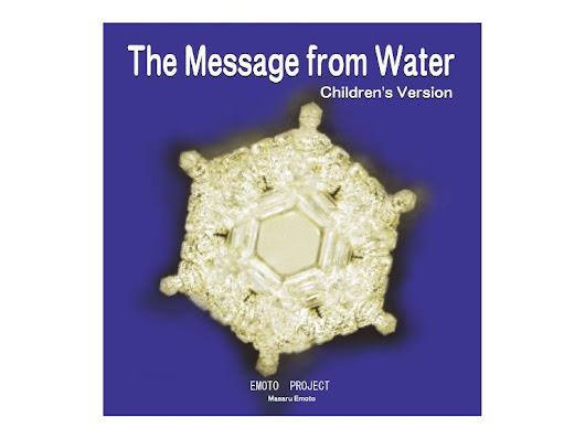 "Dr. Emoto's Children's Book - ""Message From Water"""