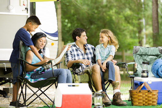 11 Campgrounds With the Best Amenities for Families