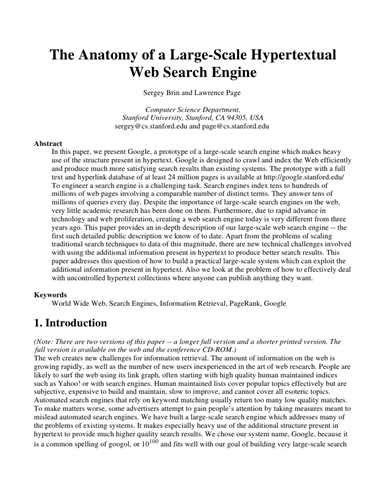 Best search engines for essays