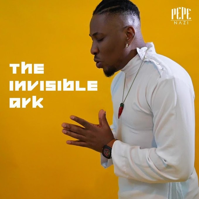 [MUSIC] Pepenazi – The Invisible Ark
