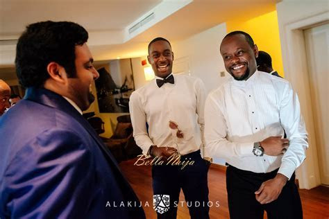 BellaNaija Weddings presents Layal Holm & Seyi Tinubu's