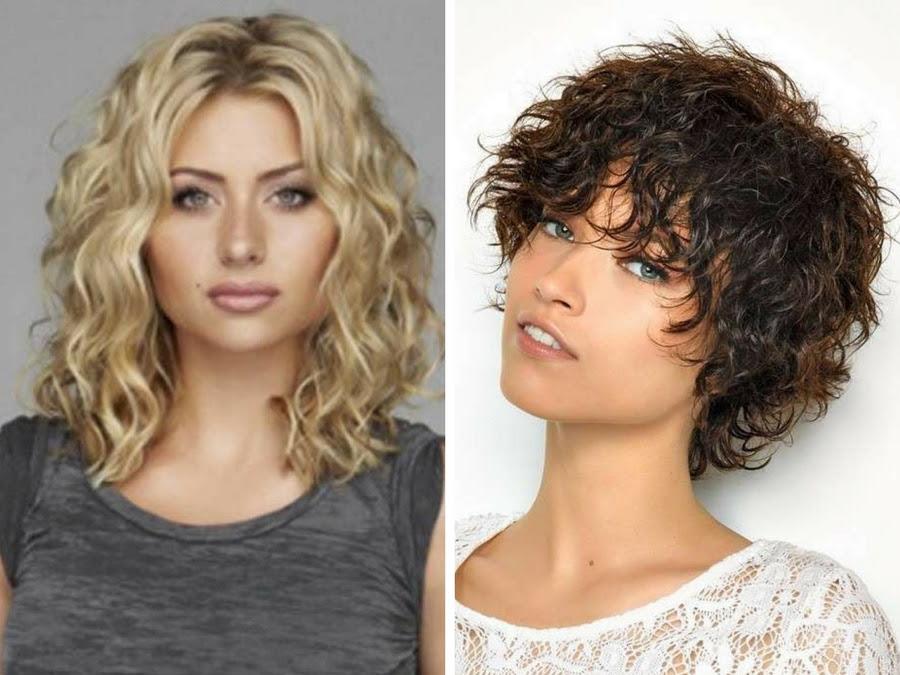 Idee di Acconciatura - tagli capelli medi mossi 2019 immagini