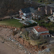 Aerial photos: Hurricane Sandy's destruction in Staten Island communities of Huguenot and Annadale
