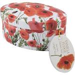 Poppy Flowers Vanilla Fudge Gift Tin