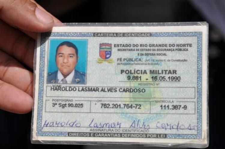 O ex-policial militar Haroldo Alves Cardoso, de 42 anos, foi assassinado no final da manhã desta quinta-feira (24). O crime ocorreu por volta das 11h30 em frente a casa da vítima, na avenida Central.