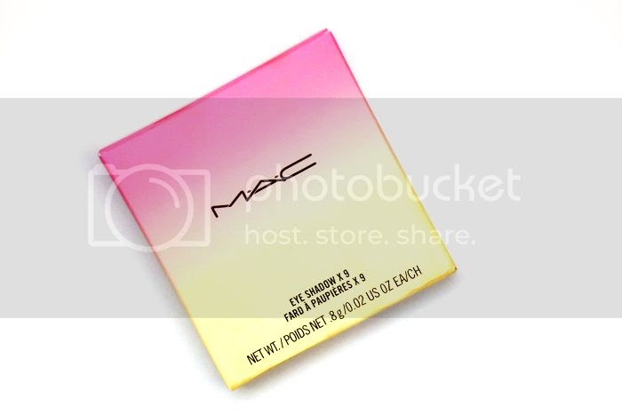 MAC Lunar New Year: Luck and Fortune Eyeshadow x 9 Palette ...