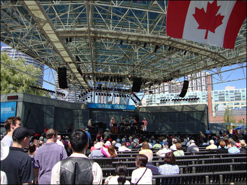 Harbourfront, Canada Day 2010