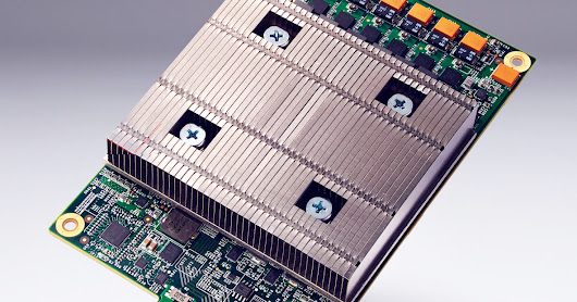 Google's AI Bots Run On Custom-Built Computer Chips