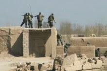 Afghanistan: U.S. Marines in Firefight