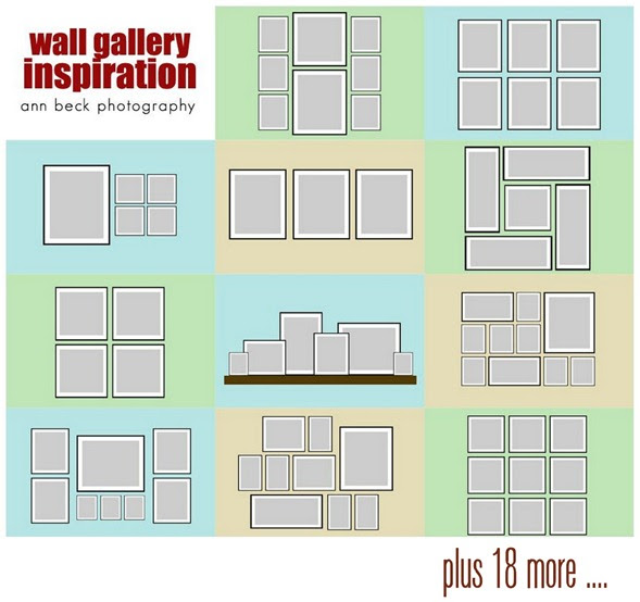 How To Hang Multiple Picture Frames Picture Frame Ideas