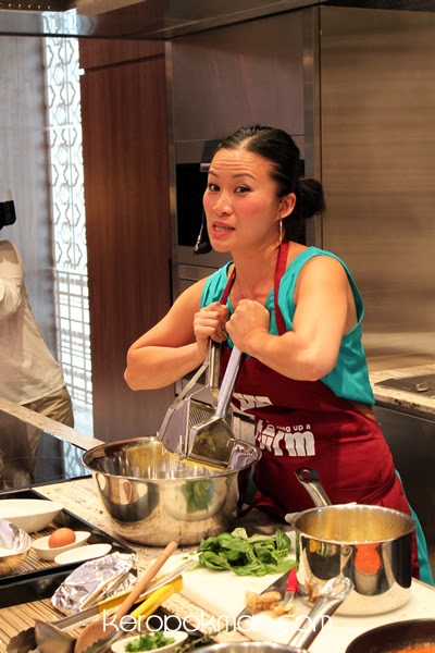 Poh Ling Yeow from Poh's Kitchen - now on Discovery TLC
