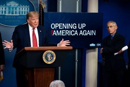 Trump Aides Undercut Fauci as He Speaks Up on Virus Concerns