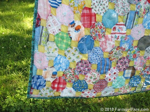 7 New Old Quilt