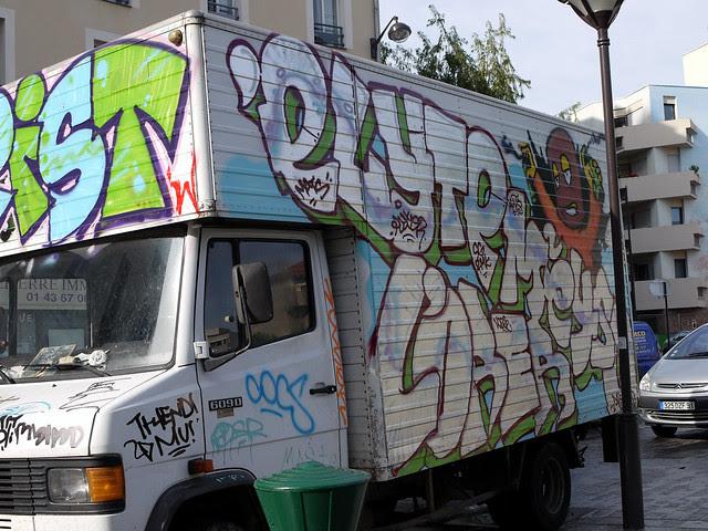 Lorrys Paris France