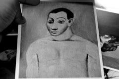 Postcards Picasso - Self Portrait, 1906