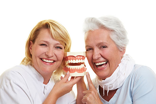 Replace Missing Teeth With Implant-Supported Dentures