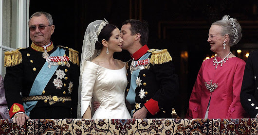 Relive Princess Mary's Royal Wedding!