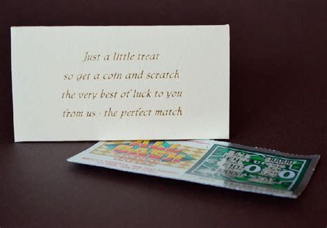 Ivory Scratch Card Wallet   SCW I   Buy wedding