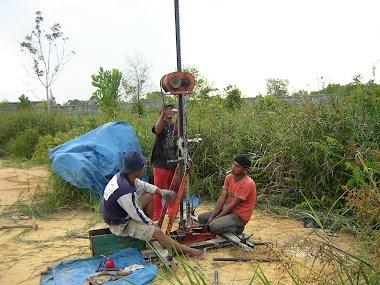Jasa Sondir Bor Horizontal Proyek Pembangunan Berpengalaman