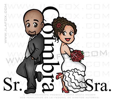 caricatura fofinha, caricatura personalizada, caricatura casal, caricatura noivos, by ila fox