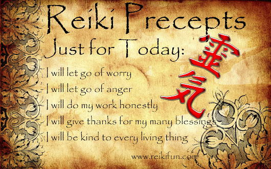 Cumberland Reiki Training - First Degree Reiki Training