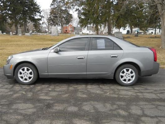 Used 2006 Cadillac CTS for Sale in Sandusky OH 44870 Fitzgerald Auto Group