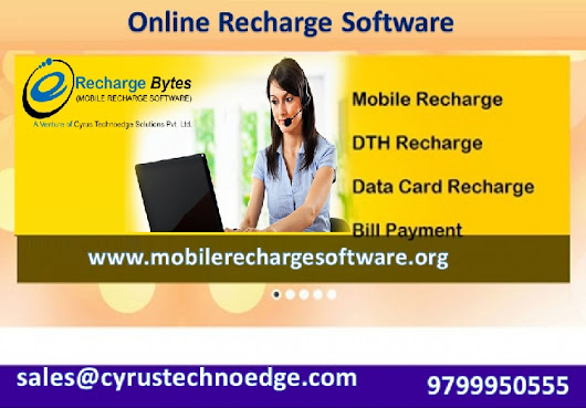 Growth your Business with Mobile Recharge Software