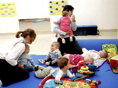 En la Comunidad de Madrid hay 225.000 niños entre 0 y 3 años.
