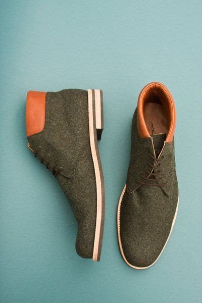A great choice when dress shoes are too much and sneakers are not enough.