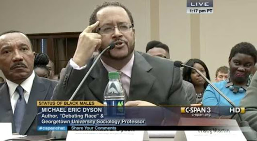 Powerful Words: Dr. Michael Eric Dyson Speaks On The State Of Black Males And What America Must Do!