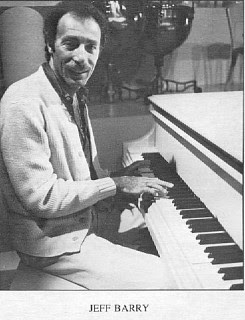 Jeff Barry at the Piano