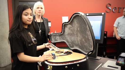 Hedley, Mother Mother on hand to launch Vancouver Public Library's borrowable collection of instruments