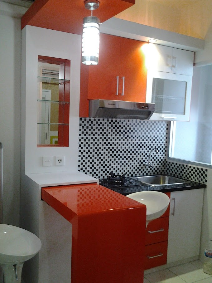 Mini Bar Dapur Minimalis | Ide Rumah Minimalis