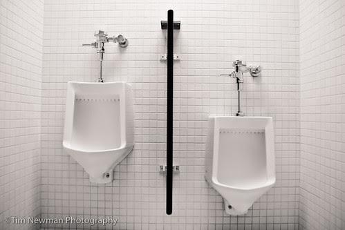 Bathroom art...