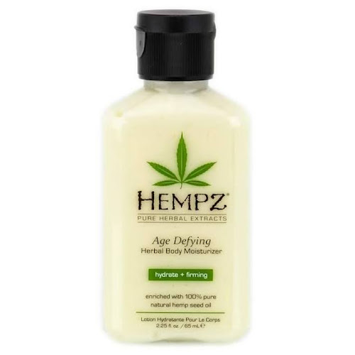 Hempz Age Defying Herbal Moisturizer Lotion - 2.25 fl oz bottle