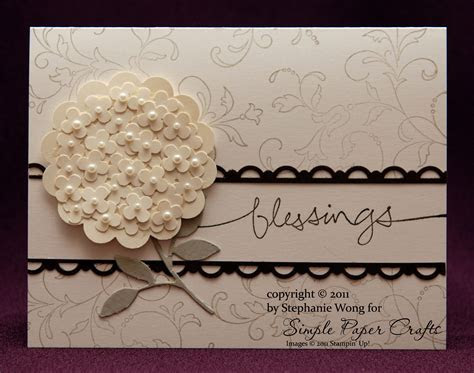 Wedding   Simple Paper Crafts Blog