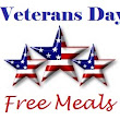 2014 Veterans Day Free Meals, Discounts, Sales and Deals | Military Benefits