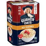 Quaker Old Fashioned Oats (5 lb., 2 pk.)